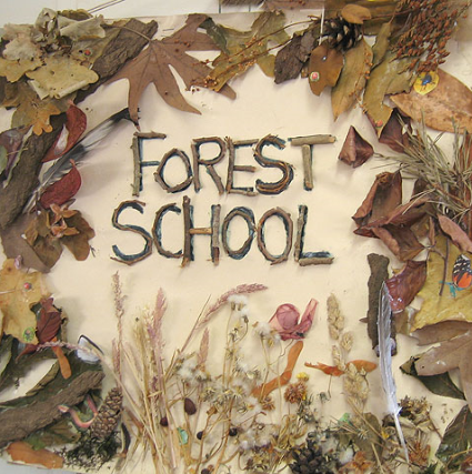 Forest School title